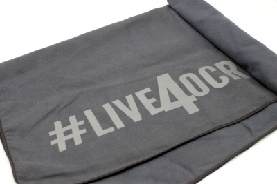 Sportovní ručník #live4ocr