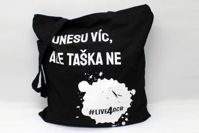 Bavlněná taška - unesu víc
